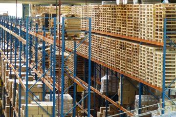 supply chain logistics warehouse